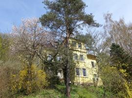 Villa Plassenburg, Kulmbach (Trebgast yakınında)