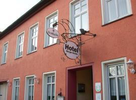 Hotel Bürgerstube, Hitzacker