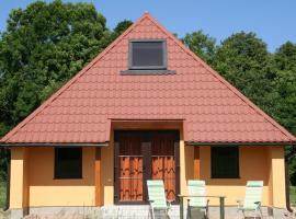 Fox House, Pelči (Nær Kuldīga)