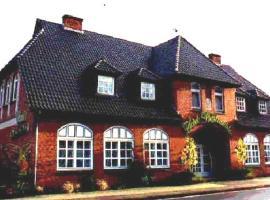 Hotel-Restaurant Pfeffermühle, Dörverden (Magelsen yakınında)