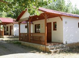 Holiday home Vakantiepark Isábena 1, La Puebla de Roda (рядом с городом Serraduy)