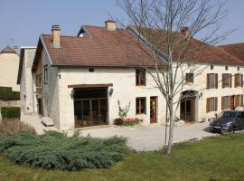 Defoit, Lanty-sur-Aube