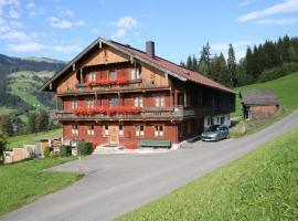 Apartment Feilgrub 1, Brixen im Thale (Ahrenberg yakınında)