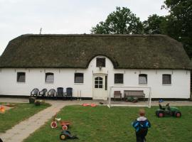 Kristiansminde Farm Holiday, Tistrup (Hulvig yakınında)