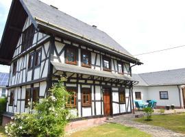 Ferienhaus Vogelsang, Gondershausen (Bickenbach yakınında)