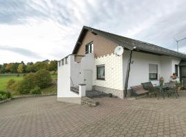 Fernsicht, Lirstal (Masburg yakınında)