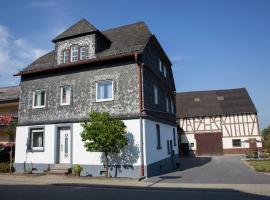 Ferienhaus Irmgard, Blankenrath (Mastershausen yakınında)