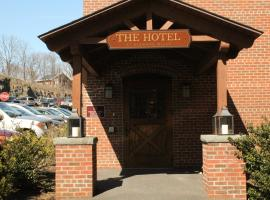 Diamond Mills Hotel & Tavern, Saugerties