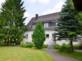 Holiday home Die Alte Schule 1, Schmallenberg (Menkhausen yakınında)