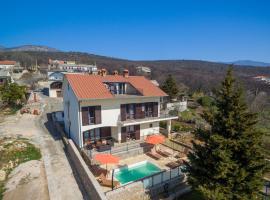 Villa Dujinica, Donji Zagon