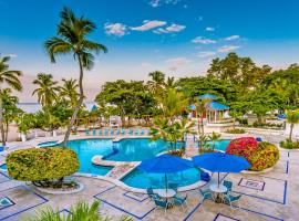 Kaliko Beach Club All Inclusive Resort, Carries (рядом с городом Freycinau)