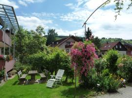 Holiday home Winzerhof, Vogtsburg (Schelingen yakınında)