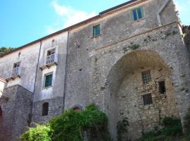 Villa Ninfa, Magliano Vetere