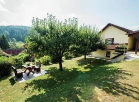 Holiday home Im Wiesenttal 1, Plankenfels (Waischenfeld yakınında)