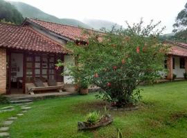 Pousada Jacutinga, Santa Rita de Jacutinga (Near Coronel Cardoso)