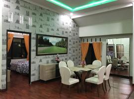 Nariska Suite Homestay Lampung, Bandar Lampung (рядом с городом Negarasaka)