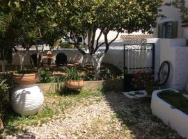 Toula's house 2, Spetses