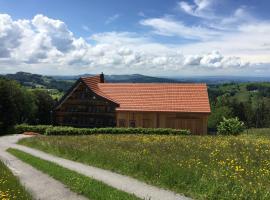 Neuschwendihof, Rehetobel (Wald yakınında)
