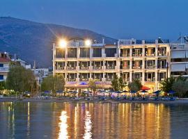Trokadero Hotel, Итеа (рядом с городом Ámfissa)