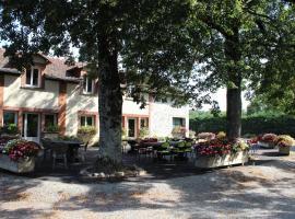 Auberge de la Normandie, Junhac (рядом с городом Calvinet)