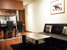 Stgo Apartments Providencia