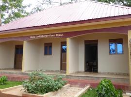 Marie Lustenberger Guest House, Kiboga (рядом с регионом Buwekula)