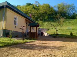Menta-Vendégház, Istenmezeje (рядом с городом Cered)