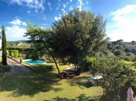 Les Alouettes - Locations WE et vacances, Collias