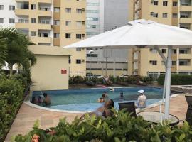 Apartamento Supremo Family, Lauro de Freitas (Ipitanga yakınında)