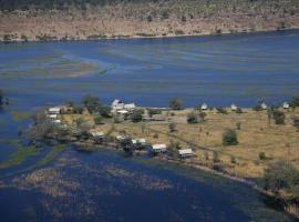 Chobe River Camp, Ngoma (Chobe yakınında)
