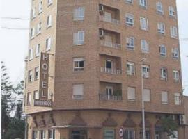 Hotel Herreros, Grao de Castellón