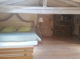 Chambres d'hôtes Loire-charmilles, Le Mesnil-en-Vallée