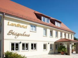 Landhotel Steigenhaus, Untermünkheim (Kupferzell yakınında)