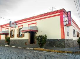 Hotel Joanópolis, Joanópolis