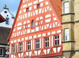 Hotel Alte Vogtei, Wolframs-Eschenbach (Windsbach yakınında)