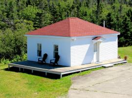 The Cabin at West Quoddy Station, Lubec (Near Grand Manan Island)