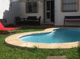 Casa Rural El Puerto, Montejaque