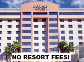 The Carriage House, Las Vegas