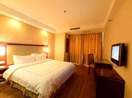Warm Hotel Suzhou Shilushantang Street