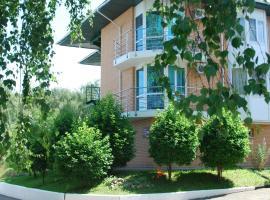 Hotel Yacht Club Noviy Bereg, Boltino (Near Pirogovskoye Reservoir)