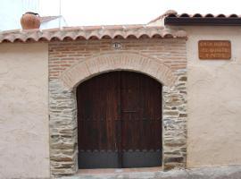 Casa Rural El Quinto y Medio, Valdelacasa de Tajo