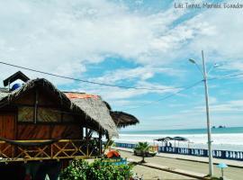 Hostal Mirada al Mar, Puerto López (Las Tunas yakınında)