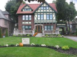 Barrington Manor Bed and Breakfast, Syracuse
