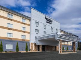 Fairfield Inn Suites By Marriott Uncasville