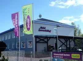 Garni Hotel Lavendelhof, Nauen (Ribbeck yakınında)