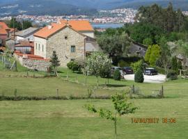 Casa da Roncha, A Igrexa (Noya yakınında)