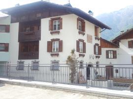 Appartamento San Francesco, Cavizzana (San Giacomo di Caldes yakınında)