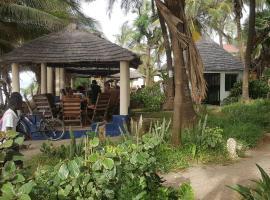 Leybato Beach Hotel, Fajara (рядом с городом Bakau)