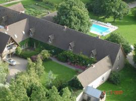 Chambres d'hôtes Edoniaa, Quend (рядом с городом Saint-Quentin-en-Tourmont)