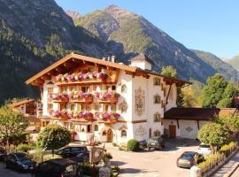 Naturparkhotel Ober-Lechtalerhof, Holzgau